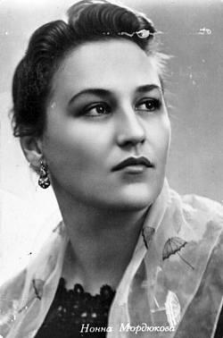 Нонна мордюкова актриса